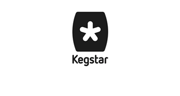 Image of the Kegstar logo