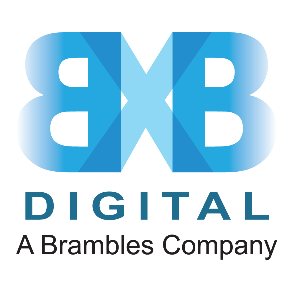 An image of the BXB Digital logo
